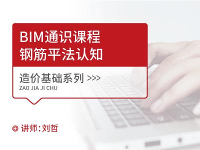 BIM通识课程-钢筋平法认知